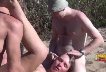 Русская оргия порно девственницы на пляже