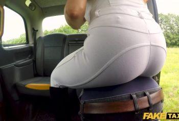Fake Taxi порно ролики русского секса Jess Scotland в снаряжении для верховой езды была Жёстко Выебана