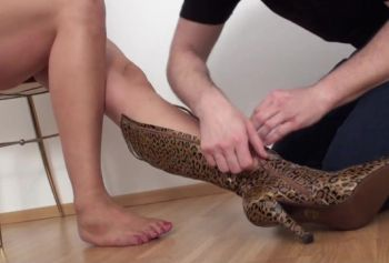 Пытка ног