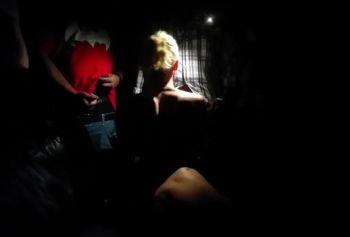 Глорихол-Театр, Групповой секс секс с незнакомцами